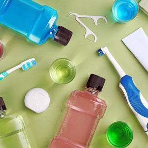 Produtos de Higiene Oral farmácia aguiar