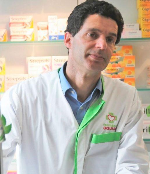 Dr. António Pedro Hipólito de Aguiar