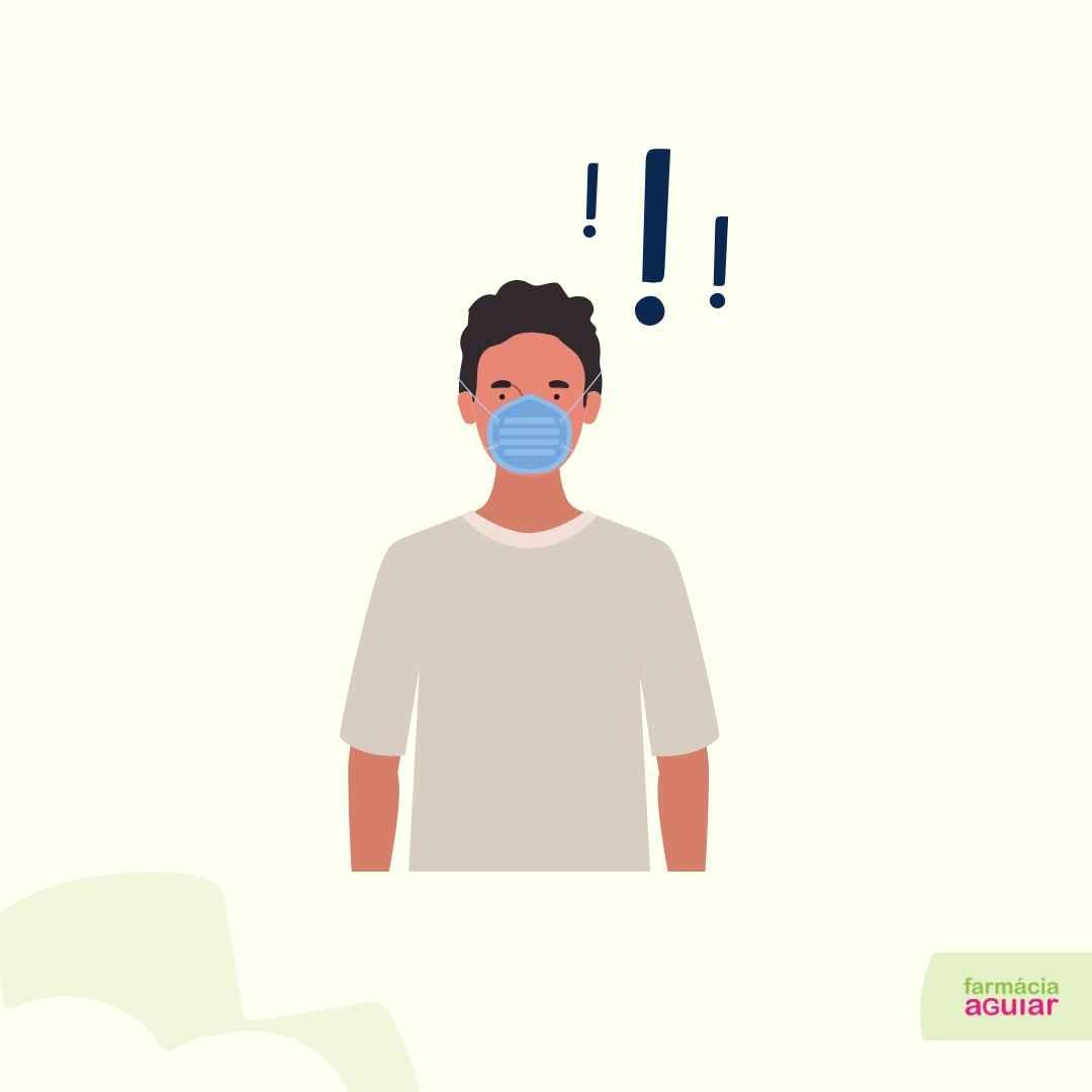 Uso Obrigatório de Máscara
